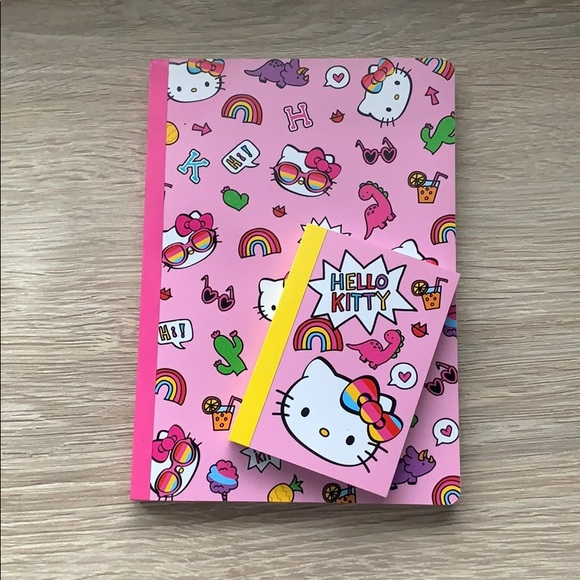 Two mini HK note books